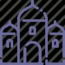 building, mosque, muslim, palace