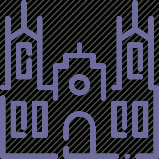 Catholic, church, holy, religion icon - Download on Iconfinder