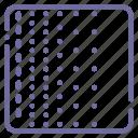 background, design, gradient, pattern icon