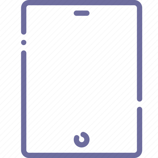 Device, ipad, mobile, tablet icon - Download on Iconfinder