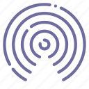 signal, waves, wifi, wireless icon