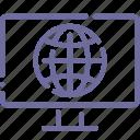entertainment, global, news, television icon