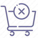 cart, delete