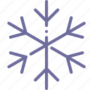 frost, cold, cool, snowflake icon