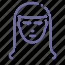 avatar, nun, sister icon