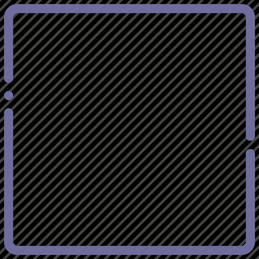 full, fullscreen, screen, view icon