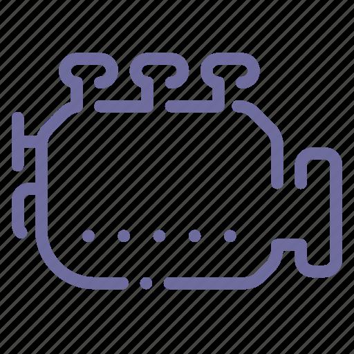 car, engine icon