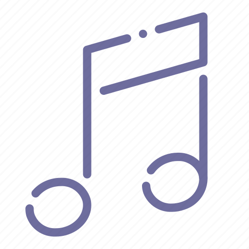 key, music, note, song icon