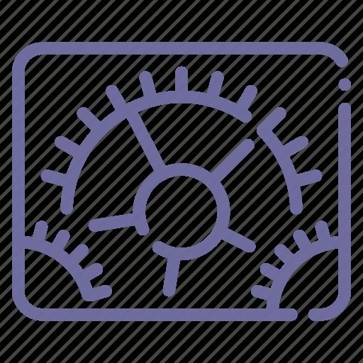 configuration, gear, gears, settings icon