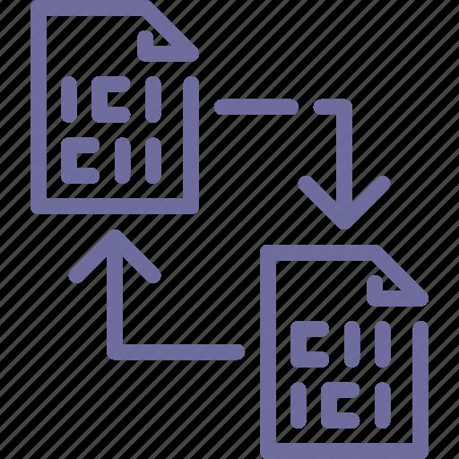 copy, data, file, sync icon