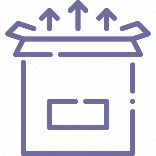 box, install, product, ready icon