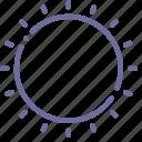 helios, solar, star, sun icon