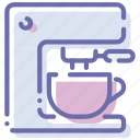 coffee, household, kitchen, machine