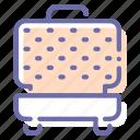 appliance, iron, kitchen, waffle