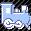 baby, railroad, toy, train