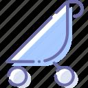 baby, buggy, cane, stroller