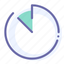delay, stopwatch, time, timer icon