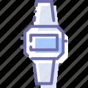 accessory, clock, watch, wrist