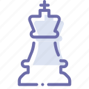 chess, game, king, strategy icon