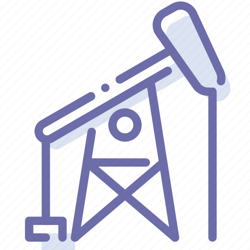 Drilling, gas, oil, refinery icon - Download on Iconfinder