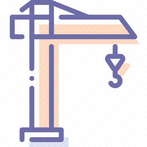 Building, construction, crane, hook icon - Download on Iconfinder