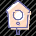 bird, box, nest, nesting icon