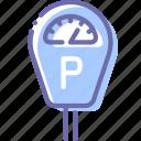 machine, meter, parking