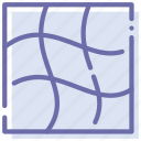 distort, grid, mesh, warp icon