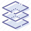 arrange, design, layers, levels icon