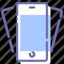 mobile, phone, smartphone, tilt