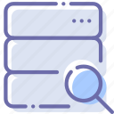 database, search, server, sql icon