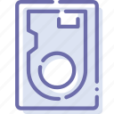 disk, drive, hard, hdd icon