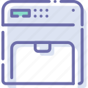 copy, machine, print, printer icon