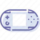 game, playstation, psp, sony icon