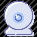 camera, device, web, webcam icon