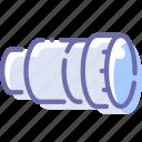 camera, lens, photo, telescope icon