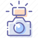camera, device, flash, photo