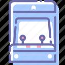 arcade, games, machine, retro icon