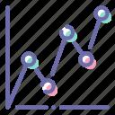 analytics, chart, finance, statistics
