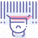 barcode, finance, product, scanner icon