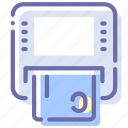 card, cash, atm, finance icon