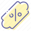 discount, label, price, tag icon