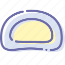 bread, butter, food, sandwich icon