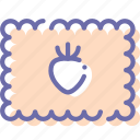 bakery, cookie, food icon