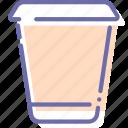 coffee, cup, takeaway, tea icon