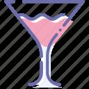 alcohol, drink, glass, martini