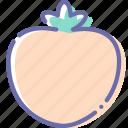 berry, food, fruit, persimmon
