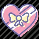 box, chocolate, gift, heart