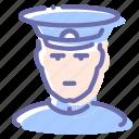 avatar, cockade, general, soldier