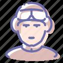 avatar, driver, pilot, tanker icon
